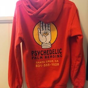 Urban Outfitters Psychedelic Sweatshirt